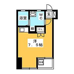 ラフェリアーナ[2階]の間取り
