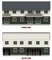 (仮)三室町シャーメゾン[1階]の外観