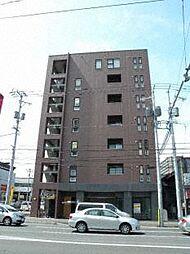 東十字街マンション[3階]の外観