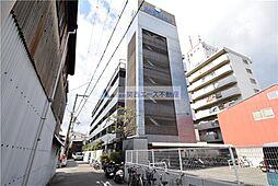 高井田青山ビル[1階]の外観