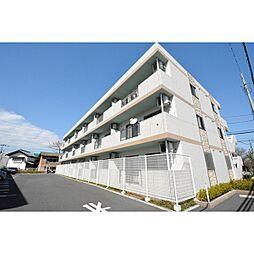 埼玉県鶴ヶ島市新町3丁目の賃貸マンションの外観