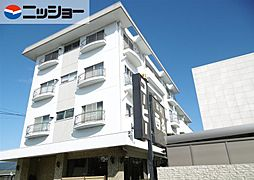 西条マンション[4階]の外観