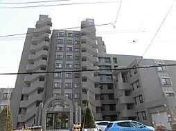 ライオンズマンション手稲本町[4階]の外観