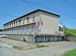 千葉県茂原市早野の賃貸アパートの外観
