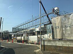 仮称)D−room神大寺4丁目A[1階]の外観