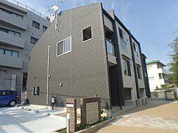 [テラスハウス] 兵庫県神戸市東灘区岡本9丁目 の賃貸【/】の外観