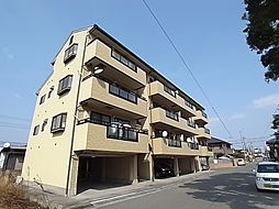 兵庫県姫路市飾磨区鎌倉町の賃貸マンションの外観