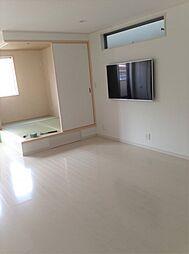 西淀川区大和田6丁目 中古戸建 5LDKの居間