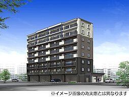 福岡県行橋市中央2丁目の賃貸マンションの外観