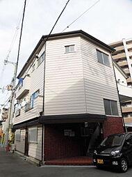第二富士屋マンション[1階]の外観