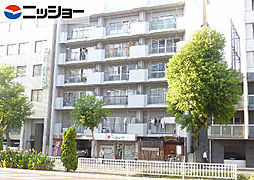 錦ビル[5階]の外観