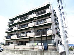 パークビュー雁宿[4階]の外観