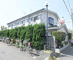 京都府向日市寺戸町東野辺の賃貸マンションの外観