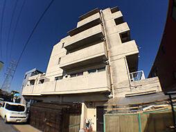 シャミネ北柏[2階]の外観