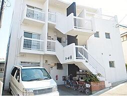 神奈川県横浜市神奈川区鳥越の賃貸マンションの外観