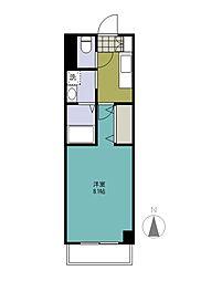 AHマンション泉[2階]の間取り