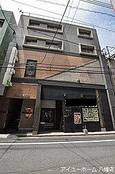 日東興産ビル[4階]の外観