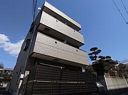 コモド カーサ[2階]の外観