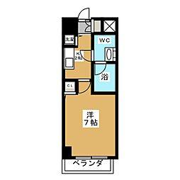 カレント新栄[9階]の間取り
