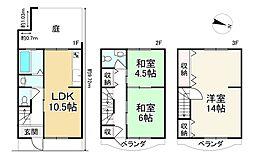 鞍馬口駅 1,380万円