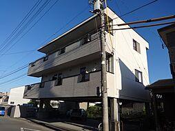サントピア島田[202号室号室]の外観