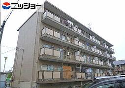 コーポ須ヶ口[3階]の外観