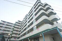 兵庫県神戸市北区鈴蘭台北町9丁目の賃貸マンションの外観