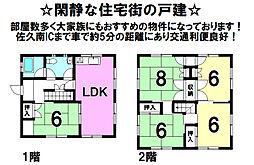 滑津駅 460万円