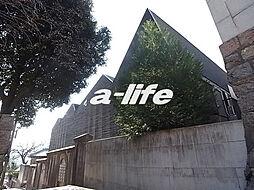 クレセンティア神戸・北野[203号室]の外観