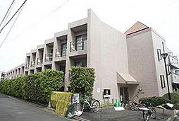 東京都目黒区中目黒5丁目の賃貸マンションの外観