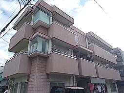 愛知県名古屋市西区則武新町2丁目の賃貸マンションの外観