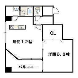 アーバンプレイス[9階]の間取り
