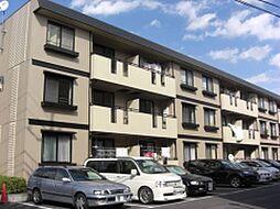 埼玉県さいたま市中央区新中里4の賃貸アパートの外観