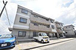愛知県名古屋市港区宝神5の賃貸アパートの外観