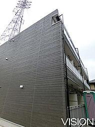 リブリ・朝霞本町[2階]の外観