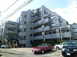 パスティーユ石川台[302号室]の外観