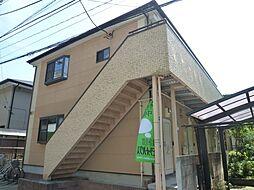 千葉県千葉市稲毛区稲毛東6の賃貸アパートの外観