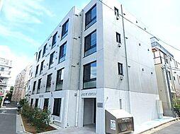 東京都練馬区旭丘1丁目の賃貸マンションの外観