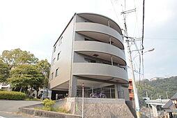 ベルハイム弐番館[2階]の外観