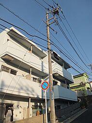 神奈川県横浜市鶴見区東寺尾1の賃貸マンションの外観
