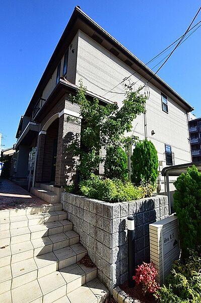千葉県船橋市二子町の賃貸アパート