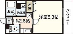 セリーンアイハウス[1階]の間取り