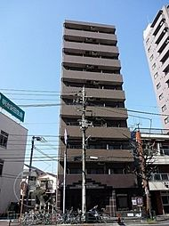 東京都品川区旗の台6丁目の賃貸マンションの外観