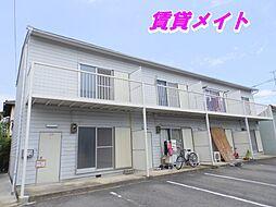 [テラスハウス] 三重県四日市市尾平町 の賃貸【/】の外観