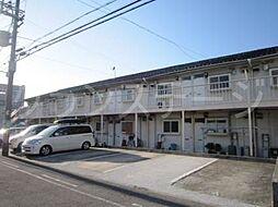 大阪府大阪市旭区太子橋1丁目の賃貸アパートの外観
