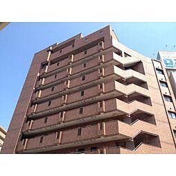 岡山県岡山市北区清輝本町の賃貸マンションの外観