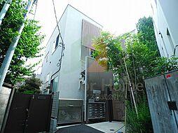 東京都文京区小石川3丁目の賃貸アパートの外観