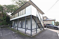 鹿児島県霧島市国分府中町の賃貸アパートの外観