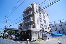 フラワーマンション[4階]の外観