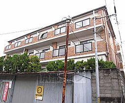 京都府京都市伏見区深草鳥居崎町の賃貸マンションの外観